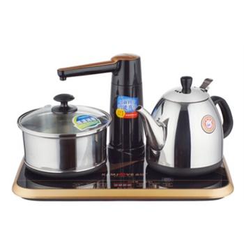金灶g-850a电热水壶消毒茶具套装电茶壶