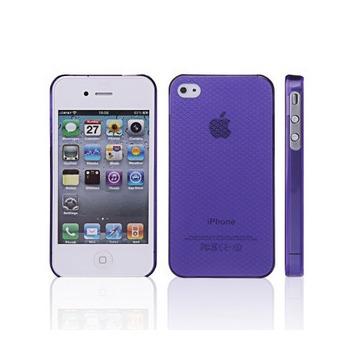 超薄壳iphone4/4S保护壳手机壳磨砂鱼鳞壳苹果超薄壳