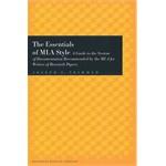 Essentials of MLA Style(ISBN=9780395883167)