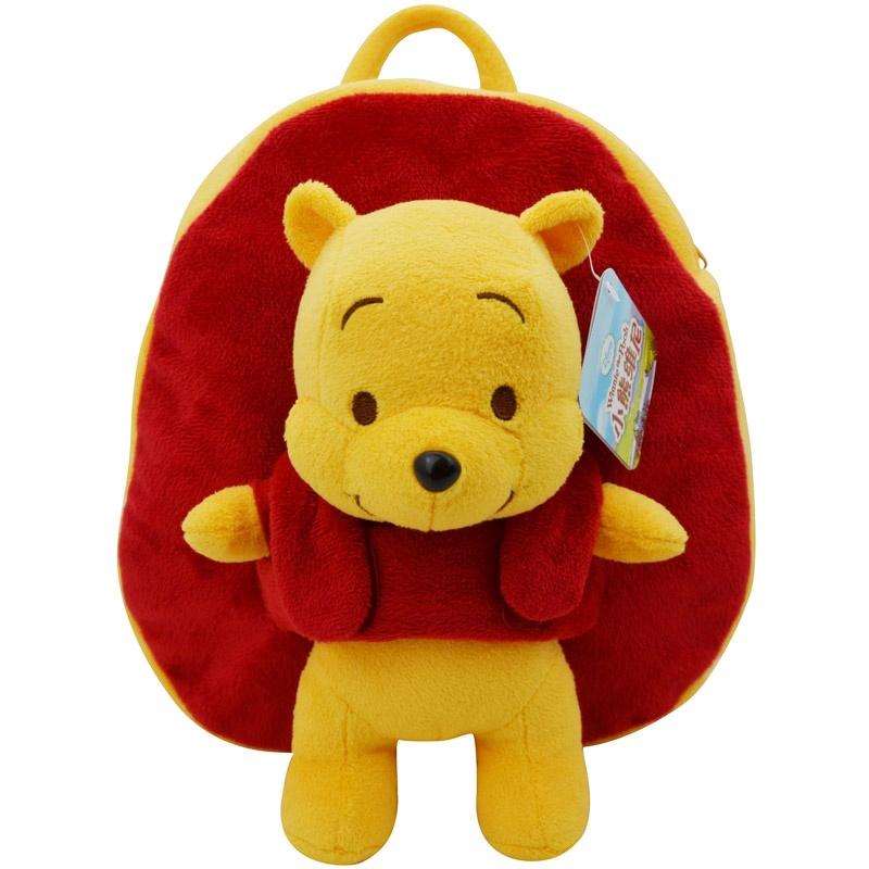 迪士尼系列宝宝书包 可爱儿童卡通幼儿园双肩包 小朋友书包礼物