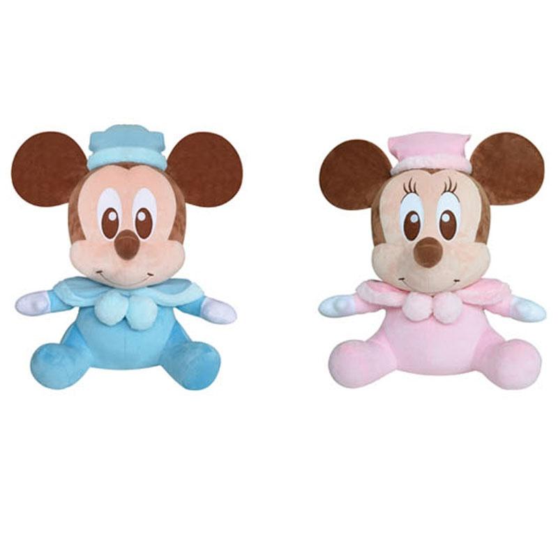 迪士尼披风系列毛绒公仔 毛绒玩具可爱玩偶布娃娃儿童婚庆礼品 创意