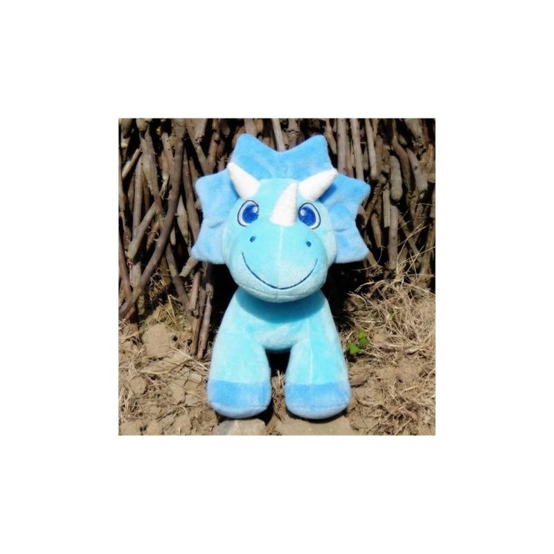 可爱恐龙毛绒玩具霸王龙公仔玩偶 儿童生日礼物礼品 恐龙布娃娃_天