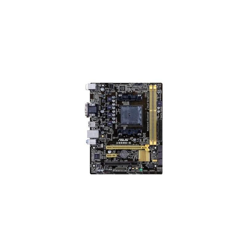 华硕a55bm-e a55四核amd电脑主板 支持a8 a10 5800k