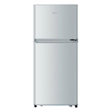 haier/海尔 bcd-118tmpa 118升无氟冷藏冷冻家用小型电冰箱