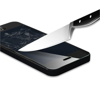 耐力特苹果iPhone5s手机贴膜防爆贴膜iphone5高清屏幕保护膜