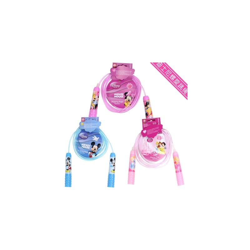 【儿童跳绳幼儿园迪士尼校长跳绳幼儿2.5M可口沿正品小学图片