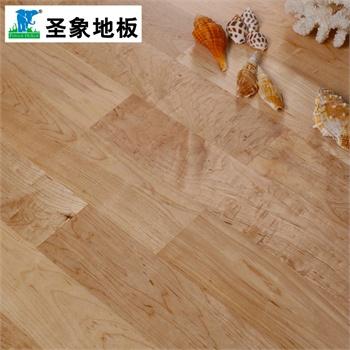 圣象康逸三层实木复合木地板nk8325北极枫木3
