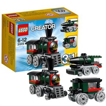 2014年热门款,创意百变系列蒸汽小火车31015 $4.99