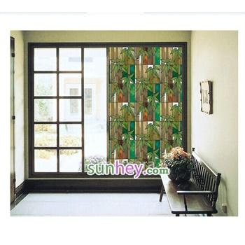 高档加厚只透光不透明 韩国玻璃贴膜窗户贴膜纸 防水窗花纸sh6027