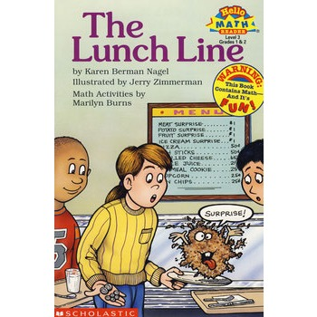 排队吃午饭 the lunch line