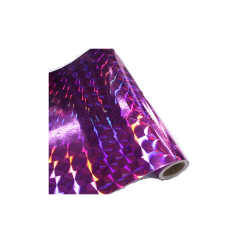 浅紫色竖条欧式墙纸效果图