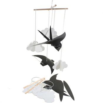 艺趣幼儿手工材料幼儿园儿童手工制作diy自制小燕子回来了挂饰