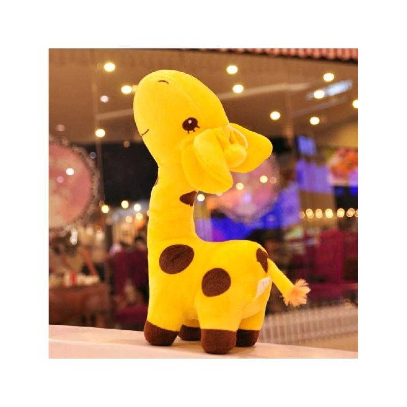 长颈鹿 毛绒玩具大号 公仔 玩偶 娃娃 生日礼物 可爱创意 送女友_18