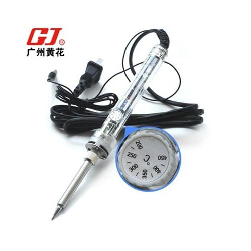 907可调恒温电烙铁电路图原理