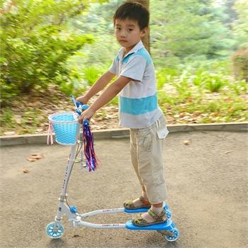 儿童三轮滑板车价格(怎么样)