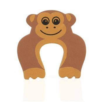 小猴子简笔画带颜色的