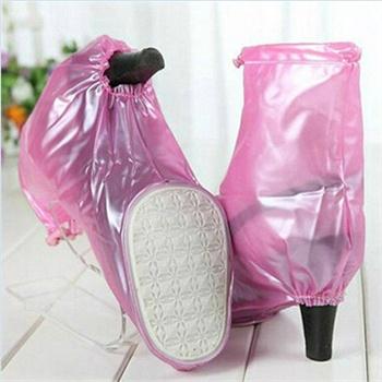 防水鞋套男女防滑雨鞋套儿童雨鞋套