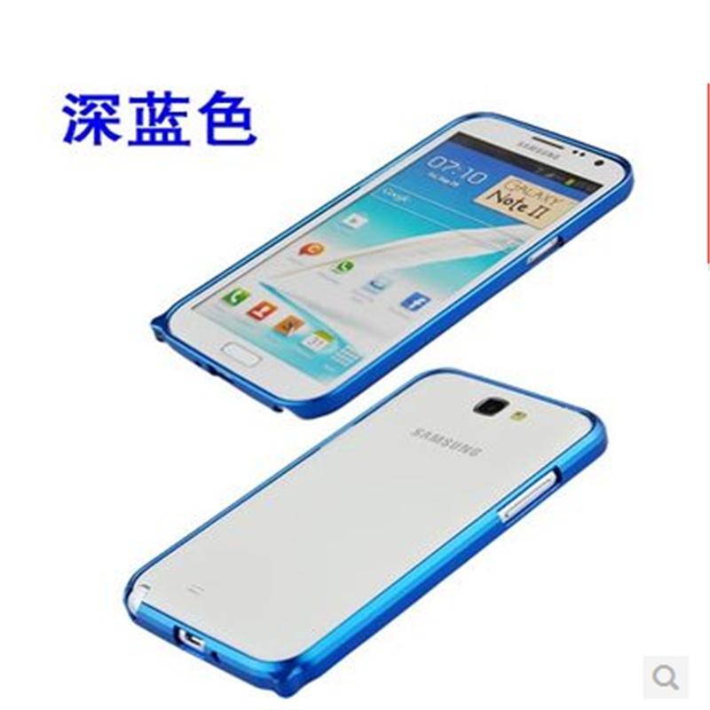 三星note2金属边框n7108 n719手机壳 7102 n7100保护套 包邮 全网独家
