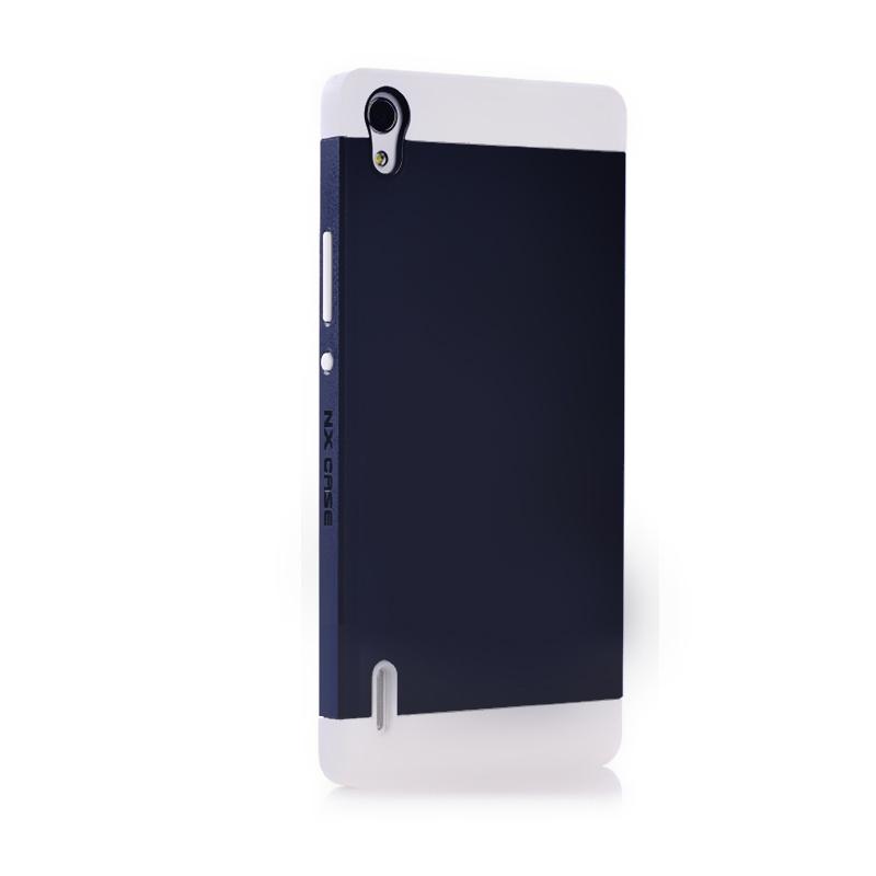 华为p6手机套 p6-t00超薄金属边框后盖 p6-u06手机壳套后盖 个性 质感