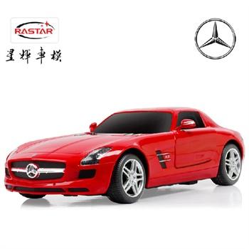 星辉车模 奔驰sls amg 迈凯轮遥控车汽车模型玩具车1:24 高清图片