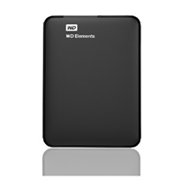 正品包邮 wd西部数据500G 1tb 移动硬盘1t Elements 新元素 usb3.0特价