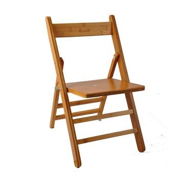 【好空间椅子凳子】楠竹折叠椅小靠背椅休闲小椅实