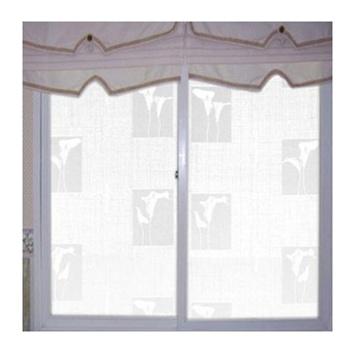 高档加厚只透光不透明 韩国玻璃贴膜窗户贴膜纸 防水窗花纸 24款_6023