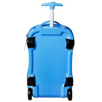 迪士尼登机箱拉杆箱卡通汽车麦昆旅行箱儿童行李箱18寸小学生拉箱dsp