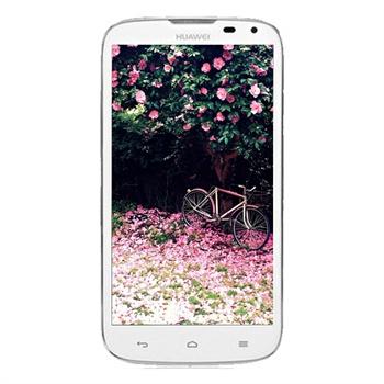 华为G610-T11T003G手机TD-SCDMA/GSM双卡双待5英寸QHD高清大屏,四核1.3GHz处理器,鹅卵石时尚ID设计