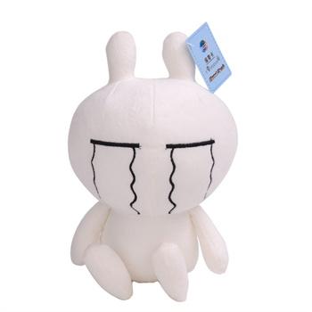 公仔 毛绒玩具 可爱 布娃娃情侣创意圣诞节礼物新款_70cm眯眼流泪