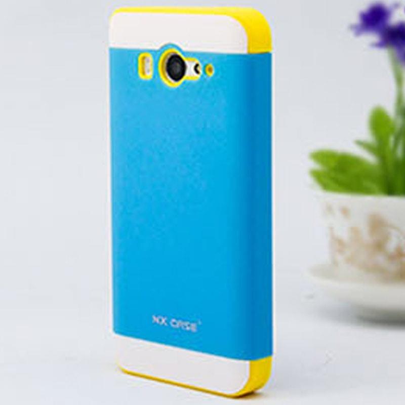 诺讯三合一 小米2/2s撞色防震手机壳 硅胶手机壳小米保护套小米3撞色