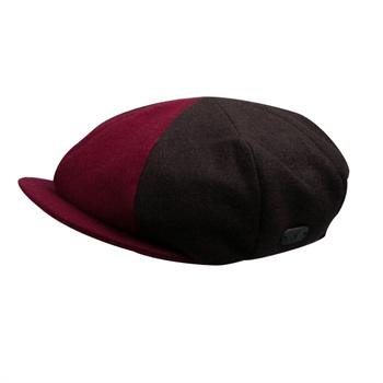 男士八角帽报童