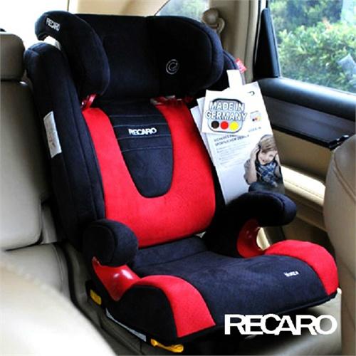 德国/recaro/瑞凯威/monza莫扎特/汽车儿童安全座椅isofix接口/3-12岁