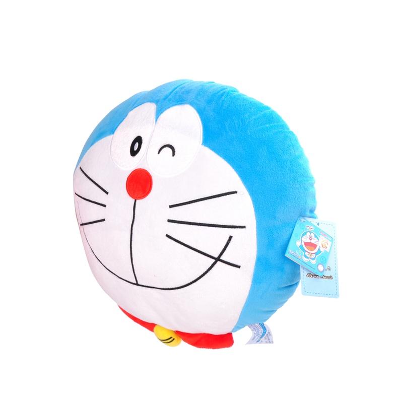 哆啦a梦靠垫抱枕 叮当猫创意可爱机器猫七夕情人节生日礼物女_圆形38