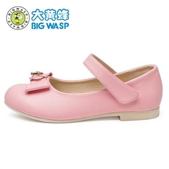 儿童白色公主鞋