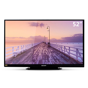 夏普52英寸LCD-52NX255A液晶电视