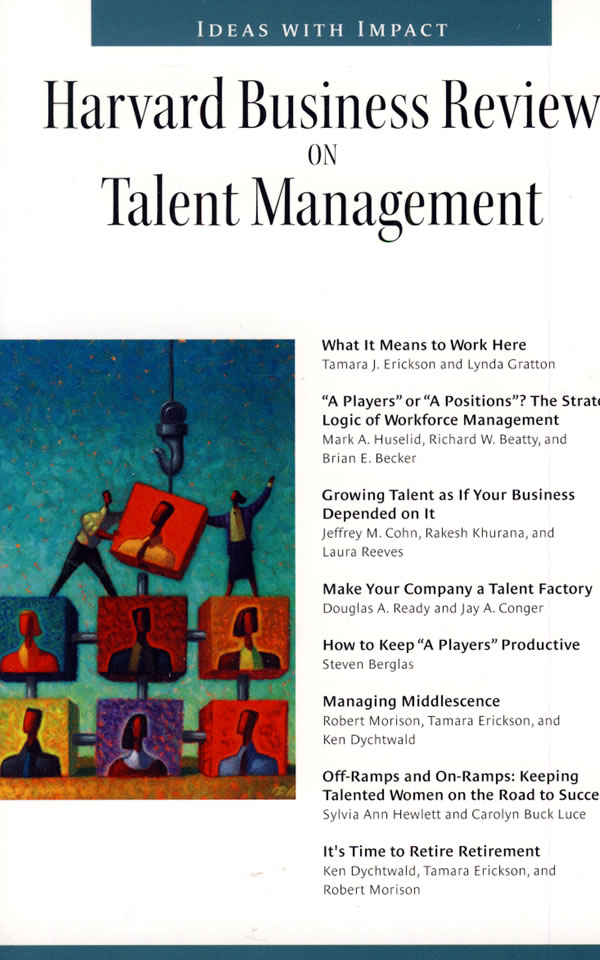buck pulleyn harvard business review
