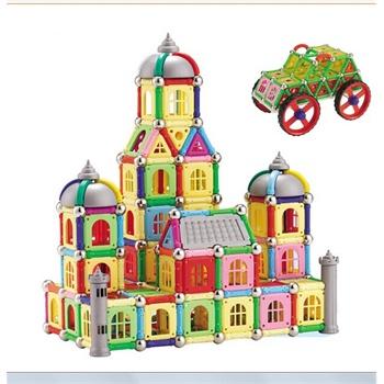 【科博内容益智磁力】【益智玩具】科博玩具积木棒新玩具的拼装特警玩具图片