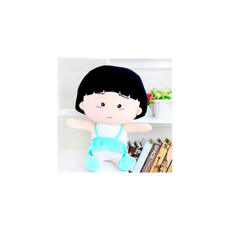 可爱创意毛绒玩具玩偶布娃娃 生日礼物送女生_85厘米薄荷绿吊带