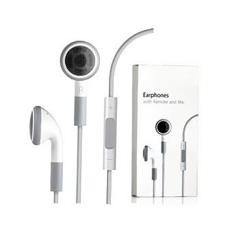 APPLE/苹果原装耳机iphone线控耳机适用iphone4/4S/Ipad