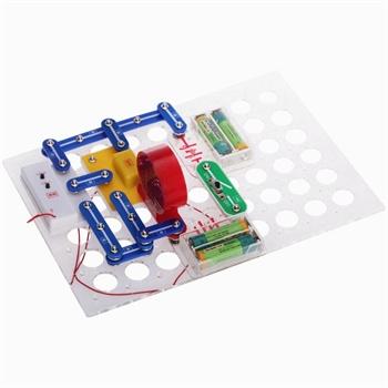 迪宝乐 星际探索号 电子积木1366拼