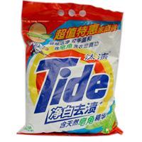 Tide 汰渍 净白无磷洗衣粉 2.8Kg