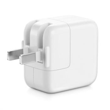 Apple/苹果原装电源适配器12WMD836CH/A适用ipad/iphone