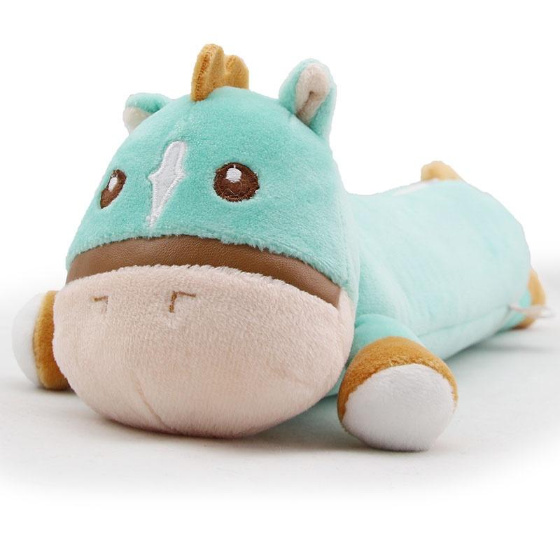 超轻粘土可爱的小马