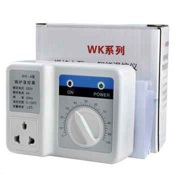 伊莱科锅炉智能温控器温控仪温度计/开关温度控制器