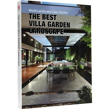(英文版) 私家花园 别墅庭院庭园景观设计书籍