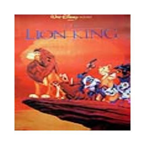 欧美电影海报——《狮子王》