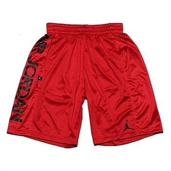 nike红色运动裤