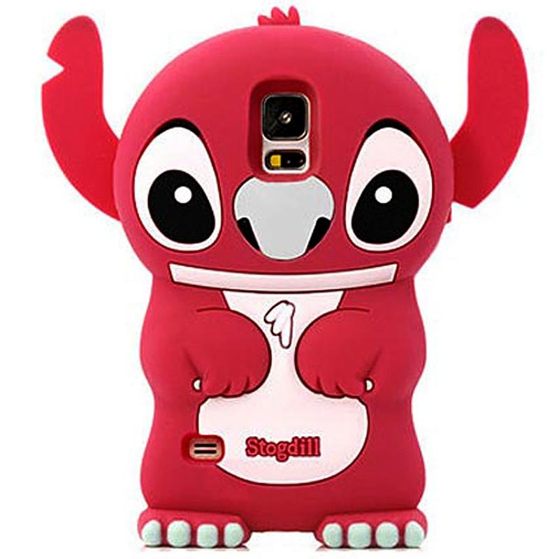 史迪仔三星s5手机保护套 i9600保护壳s5手机套 可适用s5 i9600可爱