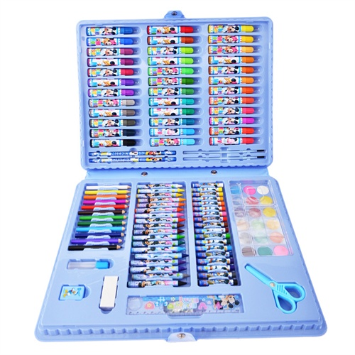 画画套装美劳派小学生文具礼盒儿童绘画工具生日礼物